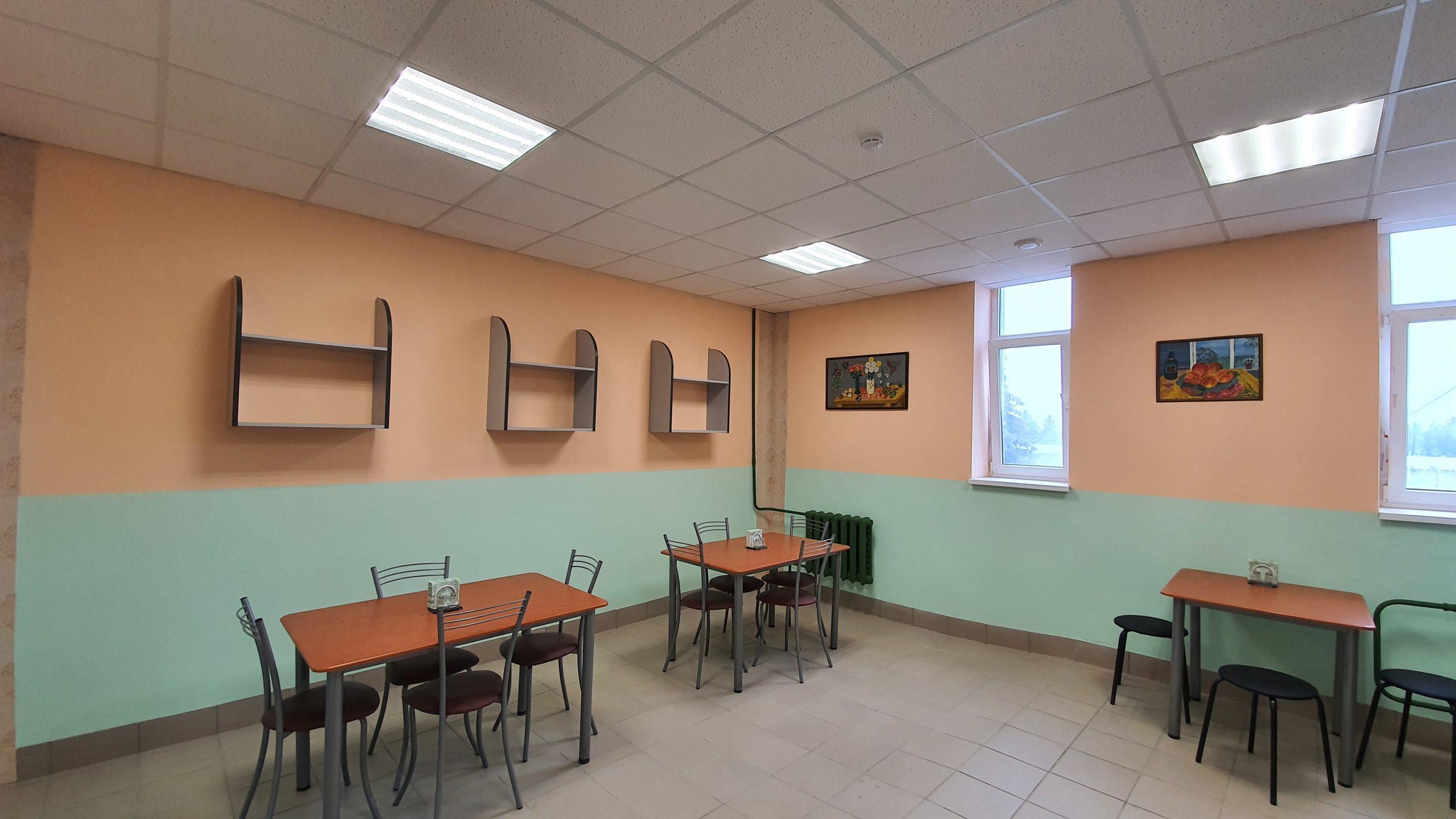 В начале августа состоялось торжественное открытие общежития для иногородних сотрудников SKT group.