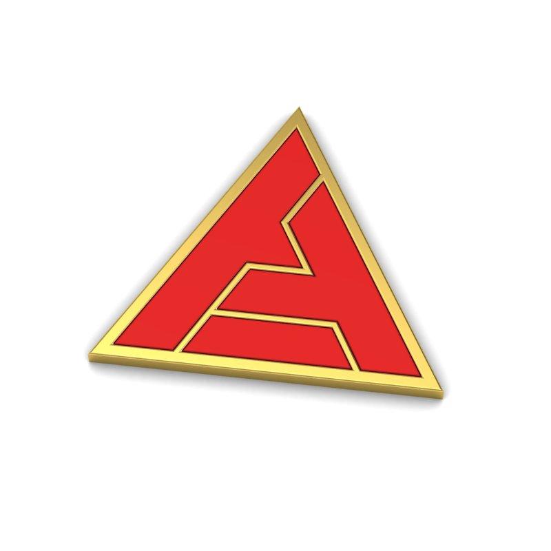 Золотой знак Akron